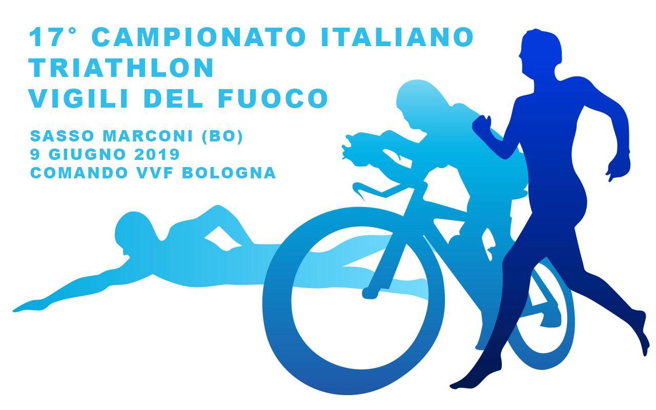 17° Campionato Italiano Triathlon Vigili del Fuoco          9 giugno 2019